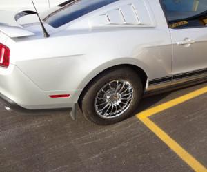 Custom Mustang