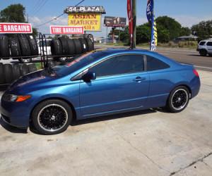 Custom Honda Civic