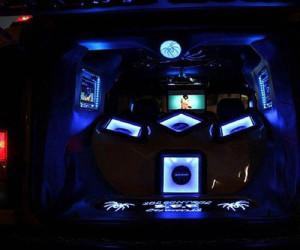 Hummer Custom Interior